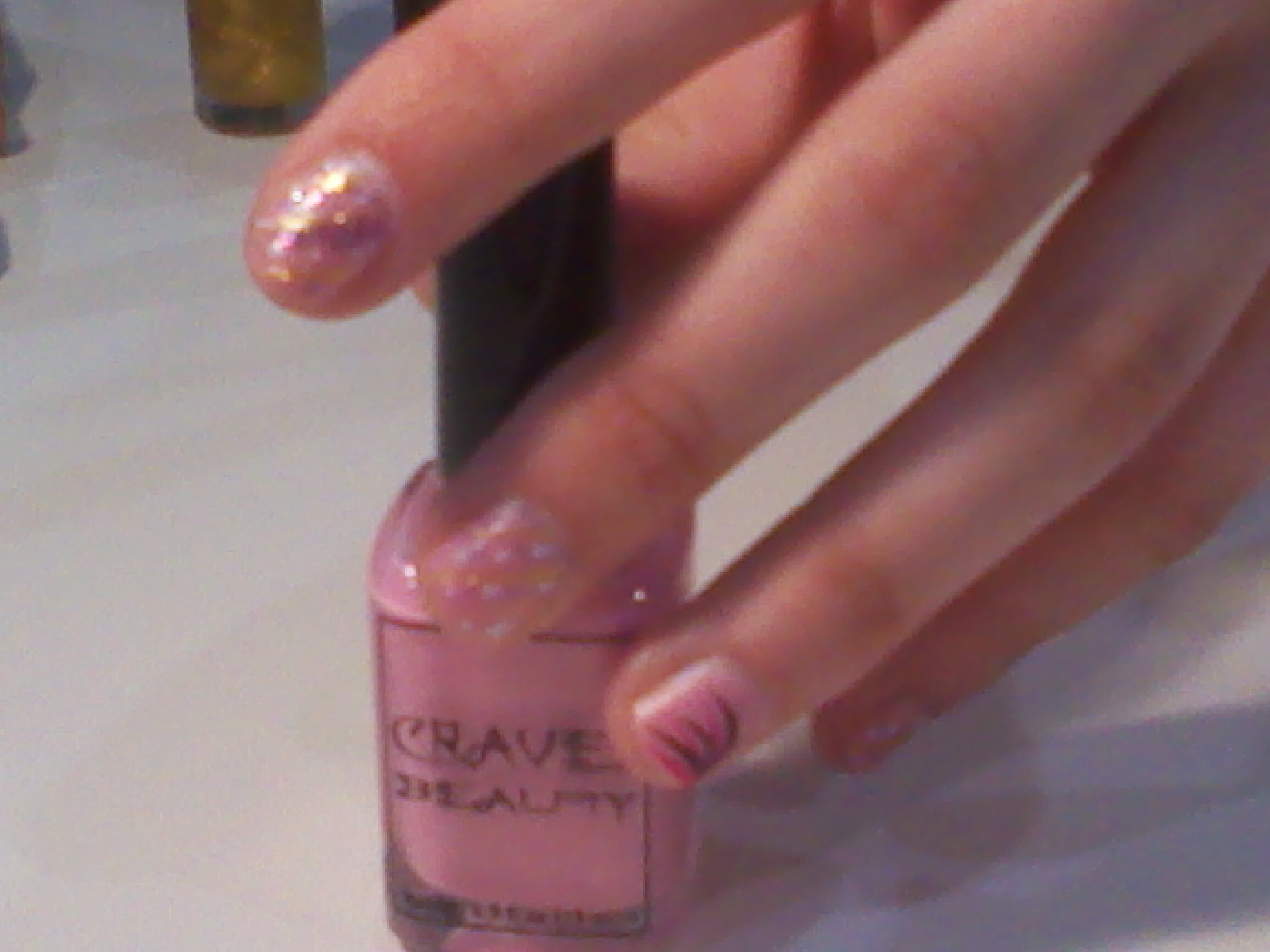 "CRAVE Beauty - ""Anisah"""